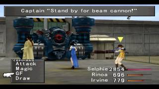 Final Fantasy VIII[PC Steam Version][Quality Test]