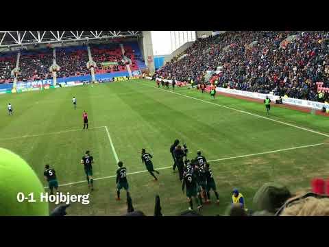 Wigan Athletic vs Southampton FA Cup Quarter Finals Away Vlog!