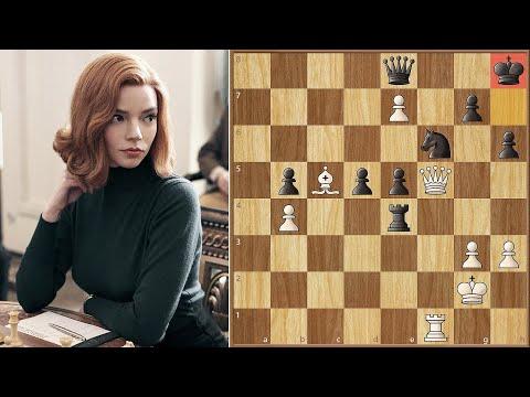 Bether Than The Original || Harmon vs Borgov - Final Game || Netflix's Queen's Gambit