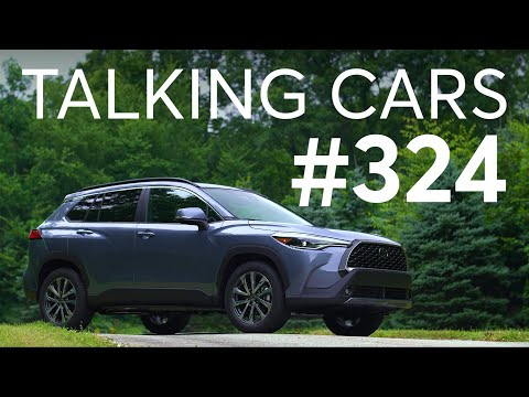 2022 Toyota Corolla Cross; How To Avoid Buying a Flooded Car | Talking Cars #324
