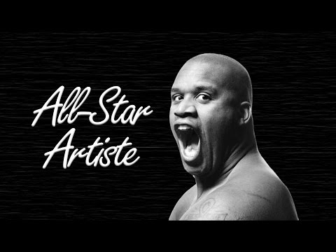 All-Star Artiste Award: Shaquille O'Neal