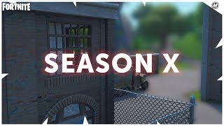 Fortnite | Season X | Giveaway at 200 Subs