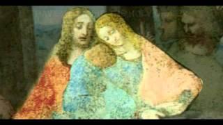 Baby hidden in da Vinci