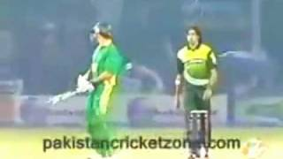 Brave Pakistani Cricketers