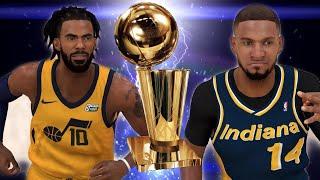 NBA 2K20 MyCareer Ep. 16 - NBA Finals Game 1