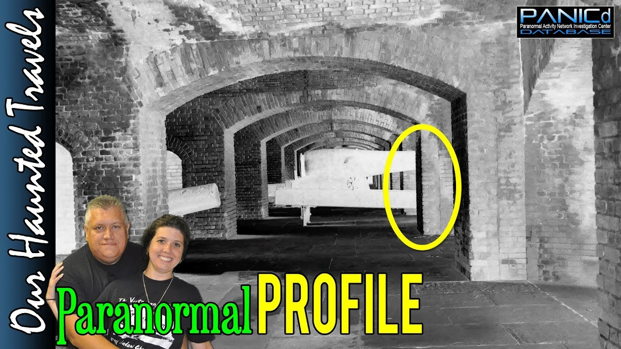 Visiting Fort Zachary Taylor - Paranormal Videos by: PANICd Paranormal Videos