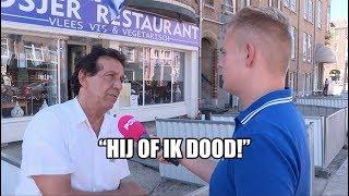 Israëlische restauranthouder: 'Hij dood of ik dood!'