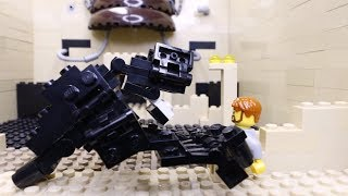 Bendy and the Ink Machine Lego Makeshift Creations Song Chapter 5