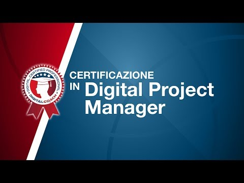 DIGITAL PROJECT MANAGER CERTIFICATION