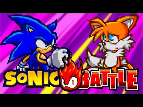 Sonic Punches his Friends Simulator