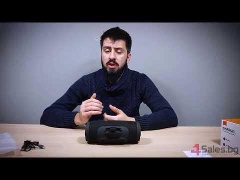Водоустойчива Bluetooth колонка с издържлива батерия Charge 3 10