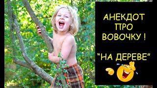 Вовочка На Дереве АНЕКДОТ ПРО ВОВОЧКУ Супер Анекдот shorts