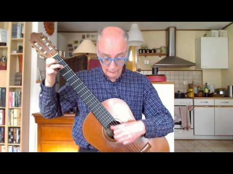 Барриос Мангоре Агустин - Minueto en Do