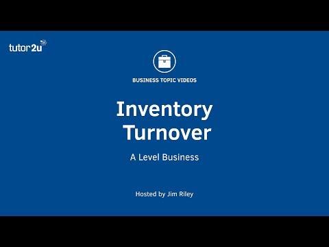 Ratio Analysis: Inventory (Stock) Turnover