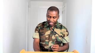 Patrice Nouma, Junior Zogo, Colonel B.Ngando le Cameroun nous appel