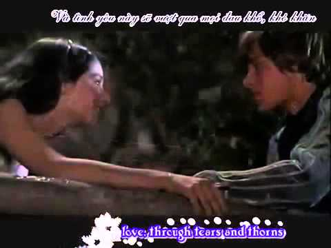 [Vietsub   Engsub] A time for us - Barratt Waugh ( Romeo and Juliet - 1968 )