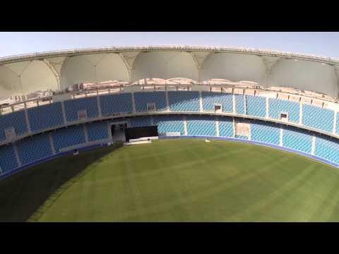 Dubai Sports City Cricket Stadium and ICC Academy  Dubai