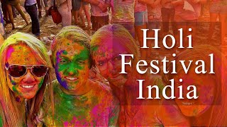 Holi Festival in India - Celebrate Holi 2020 with Best Holi Tour Package