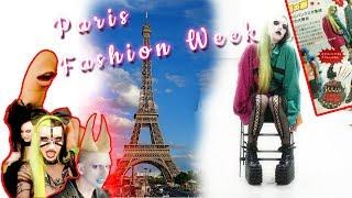 Goth at Paris Fashion Week