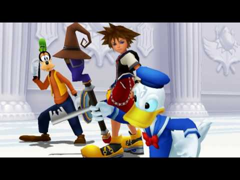 RPG Hell: Kingdom Hearts RE:Chain of Memories
