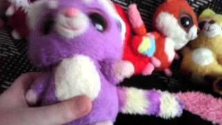 Обзор моих игрушек Юху и его друзья
