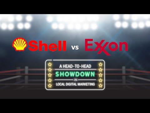 Brand Battle: Shell vs Exxon Mobil