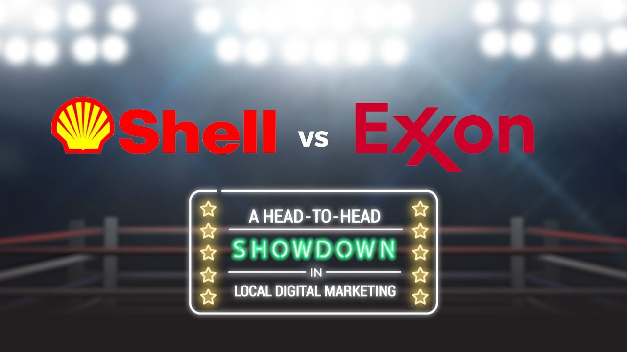 Brand Battle: Shell vs Exxon Mobil | Street Fight