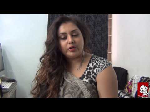 Namitha Interview : I'm the Only Glamour Queen