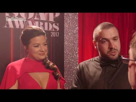 Coronation Street spoilers: Shayne Ward and Sophie Austin on love cheat Aidan!
