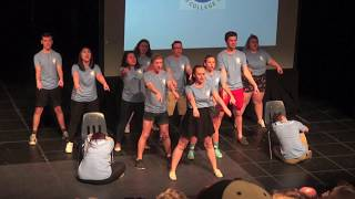 Baixar Marymount Manhattan College Orientation Skit Performed during Griffin Days 2016