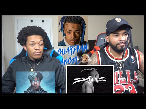 XXXTENTACION - Guardian Angel (Audio) REACTION