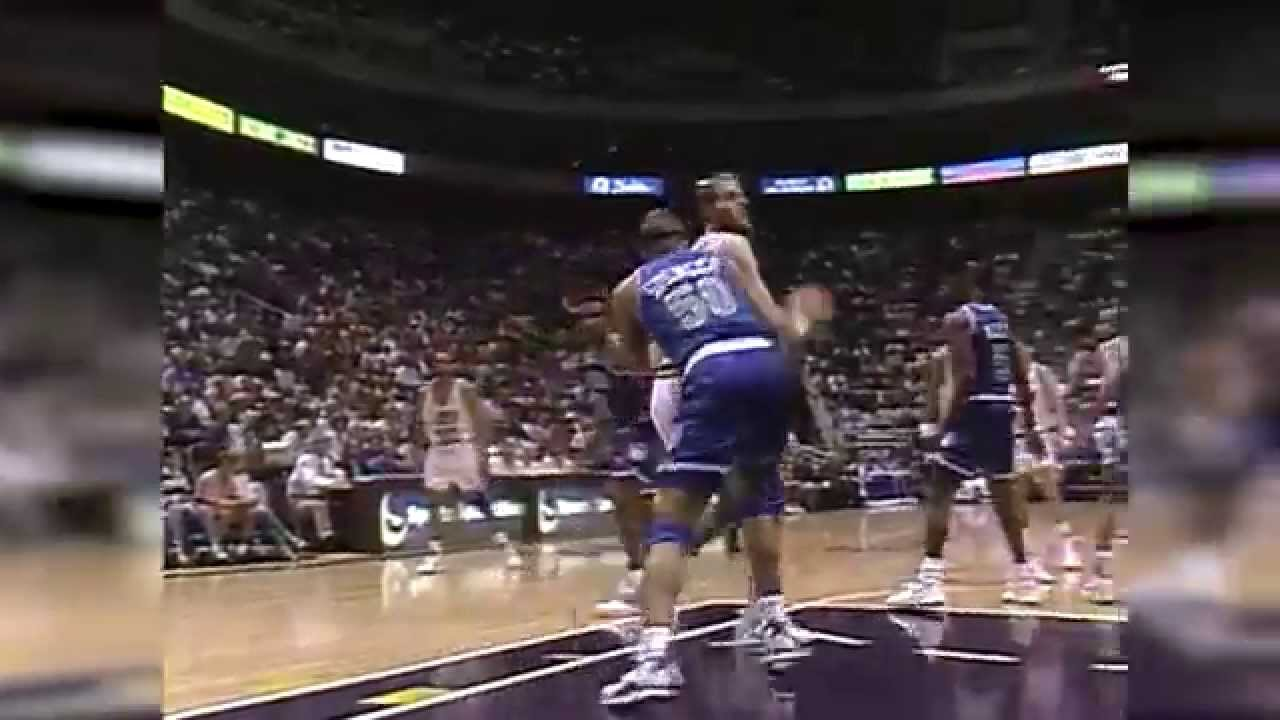 Mark Eaton highlights from 1992