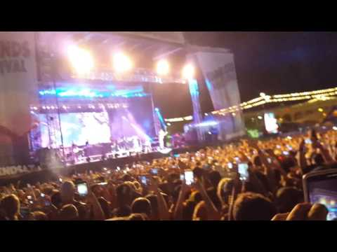 J. Cole - Wet Dreams (Live in Phoenix, Arizona) Summer Ends Festival 2015