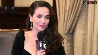 Наталия Орейро - эксклюзивное интервью - CETRE.TV