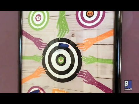 DIY Zombie Target Game