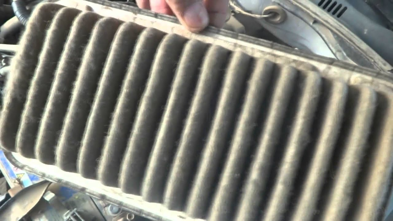 What function does a air cleaner have in a car?