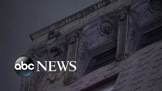 Prominent architect killed by debris from NYC high rise l ABC News