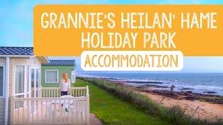 Grannie's Heilan' Hame Holiday Park Accommodation, Scotland