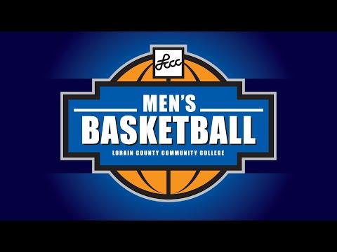 LCCC Men's Basketball 01/20/2018