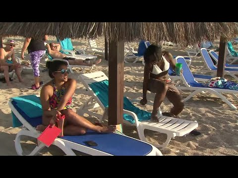 Can Haiti become a tourist hot spot?