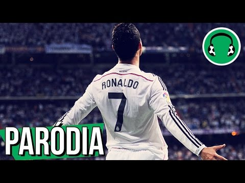 ♫ CRISTIANO RONALDO - 100 GOLS! | Paródia Treasure - Bruno Mars