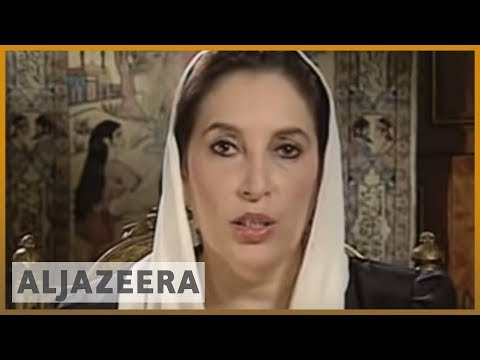 Frost over the World - Benazir Bhutto