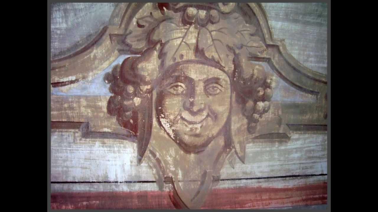 Trompe l 39 oeil facciate dipinte soffitti decorati decorazione d 39 interni de luca boitano youtube - Soffitti decorati ...