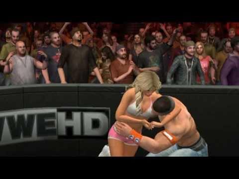 John Cena And Kelly Kelly Together