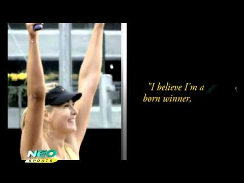 WTA CHAMPIONSHIP AD FOR NEO SPORTS- VOICE OVER BY SANGEETA PANT