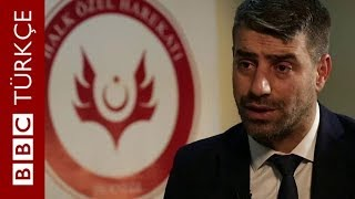 HÖH Başkanı Fatih Kaya: AKP'nin milisi değiliz, partiye üye değilim, silahım yok