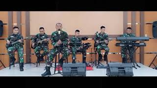 Tak Lagi Cinta Ada Band Versi Tentara Vicadha Band Cover