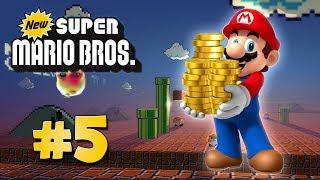 MUNTJES HEMEL - New Super Mario Bros. DS #5
