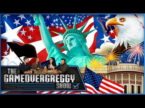 Is America Exceptional? - The GameOverGreggy Show Ep. 138 (Pt. 3)