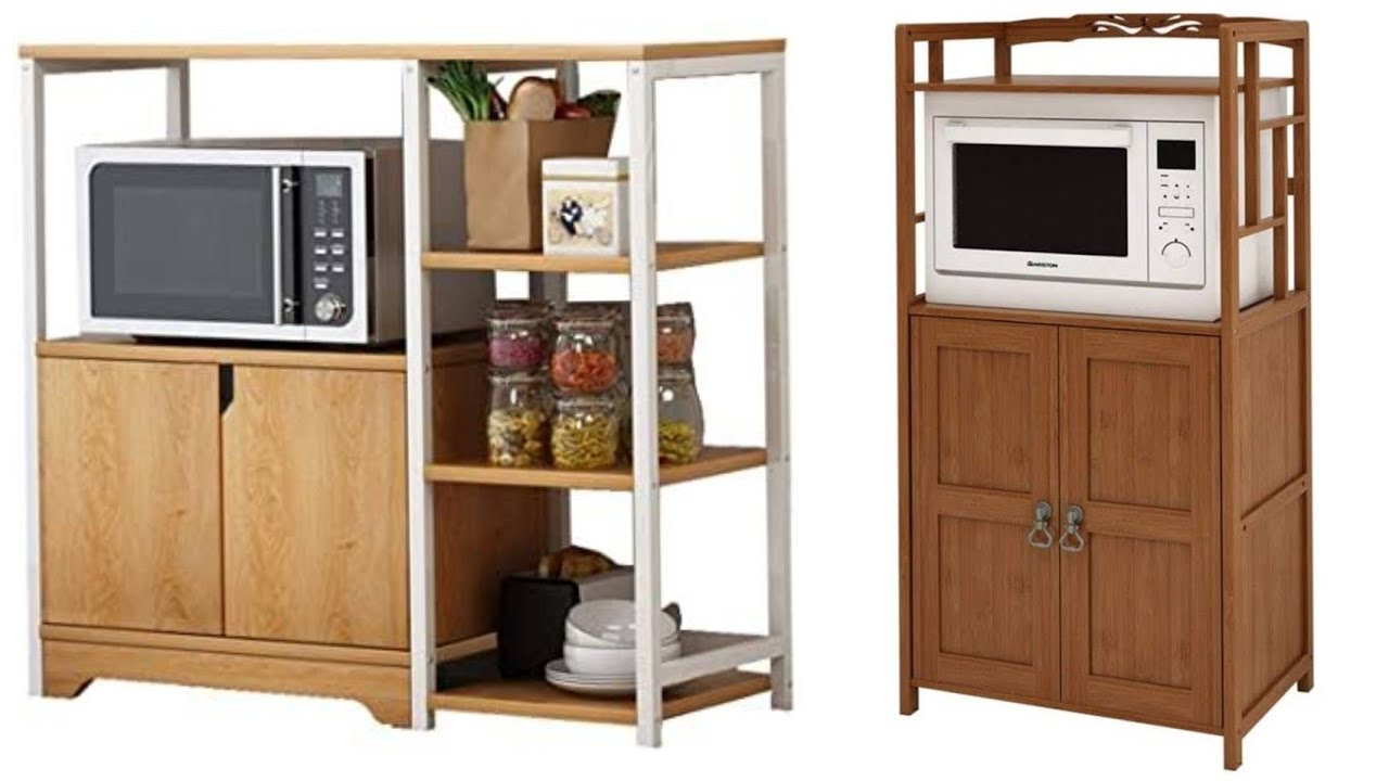 60 amazing microwave oven stand designs modern oven rack design ideas oven stand steel stand